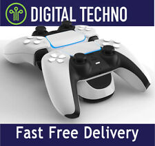 Official Mimd Twin Charger Charging Docking Station for PS5 DualSense Controller