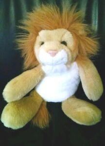 DISNEY WORLD VINTAGE ANIMAL KINGDOM LION STUFFED PLUSH TOY EXCELLENT CONDITION