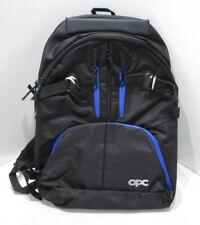 Opel OPC Rucksack Sport Freizeit schwarz / blau 10915