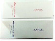 Ionithermie Professional Cellulite Treatment 24 Ampoules (Ioniferm & Ionisvelt)
