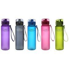 BPA Free Leak Proof Sports Water Bottle High Quality Tour Hiking Portable Bike 1