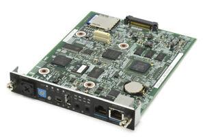 NEC Univerge SV9100 640078 BE113218 GCD-CP10 48 Port Main Cabinet Processor Card