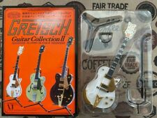 Media Factory series II Gretsch G6134  White Penguin 1/8 miniature guitar