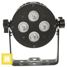 Canvas Mini Quad RGBW 4-in-1 LED Par Micro-sized DMX Stage Light
