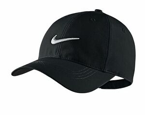NEW! Nike Adult Unisex Legacy91 Cap Tech Cap/Hat-Black/White 727042-010