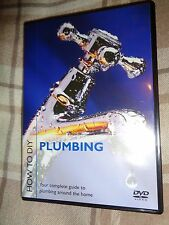 NEW DVD How To DIY PLUMBING Your COMPLETE GUIDE Around The Home LEARN - Step by
