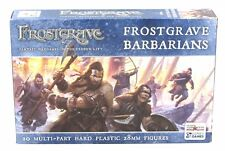 Frostgrave FGVP04 Barbarians (20) Miniatures Northern Warriors Raiders Berserker
