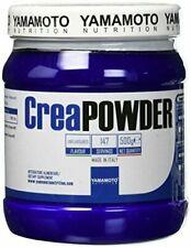Yamamoto Nutrition Crea Powder Creapure Integratore a Base di Creatina - 500g