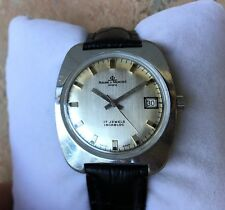 Baume & Mercier — vintage men's watch  '70