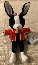 Vintage Cuties by Mary Engelbreit Simon Bunny Plush Rare 2000 w/tag Enesco