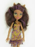 Monster High Clawdeen Wolf Welcome To Monster High Dance the Fright Away