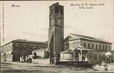 ROMA - Basilica di S.Agnese fuori le Mura - Inizi '900 - Rif. 315 PI