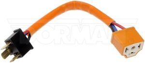 C1500 C15 C25 C2500  GMC HIGH TEMPERATURE HEADLIGHT ADAPTOR SOCKET 645-998