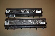New listing 2 - Genuine Dell Latitude E5440 E5540 65Wh 6 Cell Battery M7T5F Type - Vv0Nf