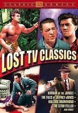 LOST TV CLASSICS Red Ryder KIMBER OF THE JUNGLE From the Files of Jeffrey DVD