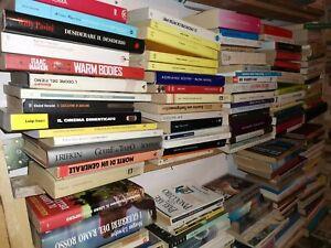 raccolta 50 libri stock lotto 50 OTTIMI e buoni foto indicative scelta generi