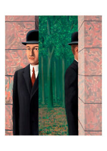 The Common Place A2 by Rene Magritte Surrealism High Quality Art Print