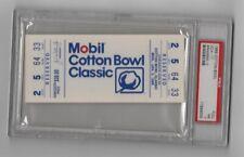 1989 Cotton Bowl Full Ticket UCLA Bruins v Arkansas Razorbacks PSA *9005