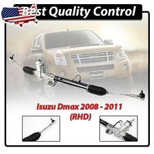 Power Steering Rack Pinion Tie Rod For Isuzu/Holden/Rodeo/Dmax/D-Max/RHD 08-11
