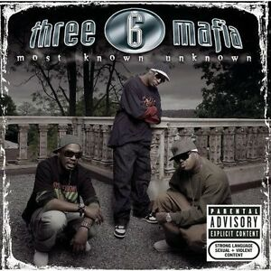Three 6 Mafia - Most Known Unknown [New CD] Explicit, Bonus Tracks, Special Ed