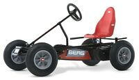 Berg Basic Red BFR Classic Kids Pedal Car Go Kart 5+ Years NEW