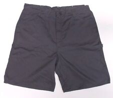 "Bulwark FR fire resistant shorts SZ 38 - 9"" inseam - charcoal - NWT"