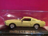 SUPERBE SHELBY GT 500 KR 1968 SOUS BLISTER 1/43 J3