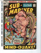 SUB-MARINER Silver Age Comic Triple Play # 43, #44, #66 Free Ship