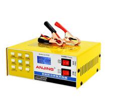 12V24V Car Battery Charger Volt Pure Copper Pulse Repair Smart Car Battery F6D7