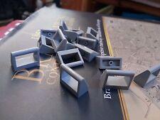Lego light BLUISH grey 1 x 2 tile with handle 2432 x 15 CITY CREATOR STAR WARS