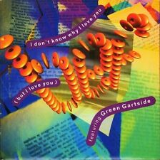 """BEF/GREEN GARTSIDE i don't know why i love you/in my life TEN 378 7"""" PS EX/EX"""