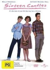 SIXTEEN CANDLES - BRAND NEW & SEALED DVD (MOLLY RINGWALD, ANTHONY MICHAEL HALL)