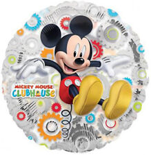 """MICKEY MOUSE PARTY SUPPLIES 17"""" ( 43cm ) FOIL BALLOON LICENSED ANAGRAM HEXL"""