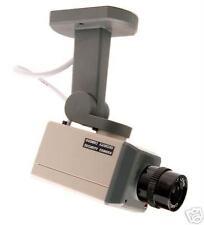 Imitation Security Camera Motion Sensor  Flashing Light