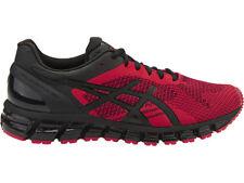 New Asics Men's Gel-Quantum 360 Knit Ot Red Black Onyx Size 9 Running Shoe