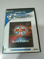 STAR TREK Voyager Elite Force Jeu De para PC Cd-Rom Espagne Activision