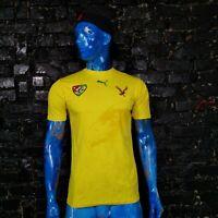 Togo Team Jersey Home football shirt 2006 - 2007 Yellow Puma Trikot Mens Size S