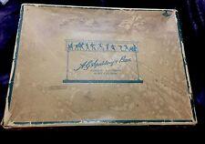 A.G. Spalding Bros. Baseball Box Vintage 1930 Antique Sports equipment
