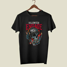 Killswitch Engage Disarm The Descent Men's Black T-Shirt Size S-3XL