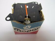 74-75 Dodge Plymouth C-Body Ammeter Gauge w/ Warning Light NOS 3592637
