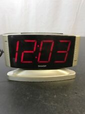 Alarm Clocks Amp Clock Radios With Battery Backup For Sale