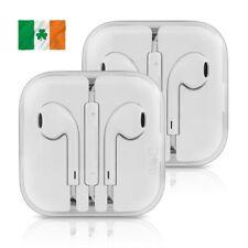 Earphones EarBuds for Apple iPhone 4 5 6 7 8 10 Headset Headphones With Mic