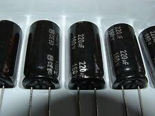 200 x 220uf 160v 105' c Panasonic eeued2c221 Condensador electrolítico