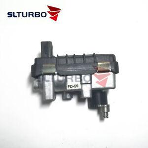 Turbocharger GTB1749VK 786880 actuator G-59 for Ford Transit 2.2TDCI 155HP 2012-