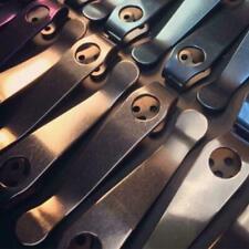 Titanium Pocket Folding Clip Kydex Back Clips For C81 C10 C11 K4R1