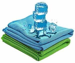 Super Cooling Towel - Blue