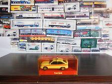 Herpa Auto-& Verkehrsmodelle mit OVP für Opel