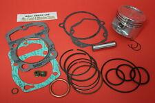 Fits: HONDA 84-86 ATC200S Piston Kit  & Top End Gasket  Set   .010  65.25mm