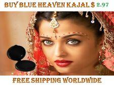 Blue Heaven Kajal Kejal kohl eyeliner Black NEW arab Natural Delux Pot free ship