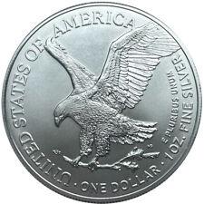 Silbermünze 1 oz American Silver Eagle 2021 USA Type 2 in Stempelglanz